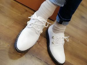 Chaussures lacets